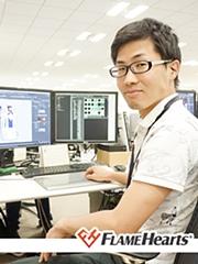 3Dアートディレクター 株式会社フレイムハーツ
